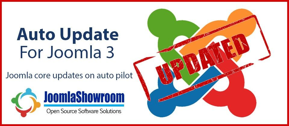 Automatic Joomla Core Updates Are Here