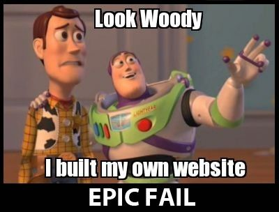 Top 10 reasons why your website is failing