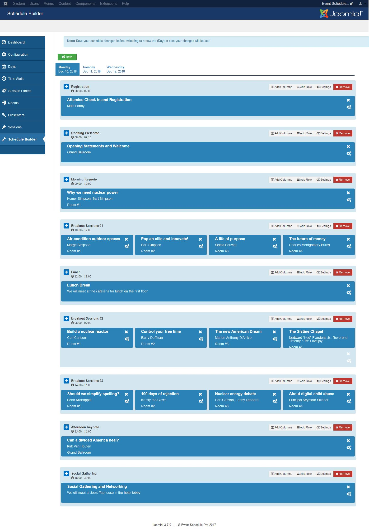 ESP Schedule Builderbf86f56443582d2963f5d81935b582d8